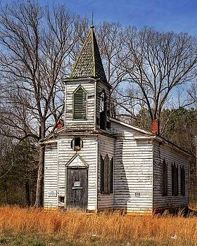 Wedding Chapel by Alan Raasch