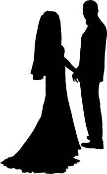 Wedding Couple by Vladimir Jovanovic