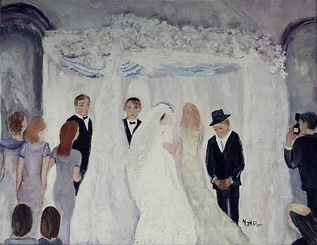 Wedding Day by Aleezah Selinger