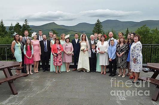 Wedding Day by Joe Cashin