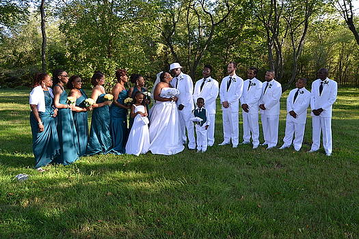 Wedding Group by Ruben Dixon