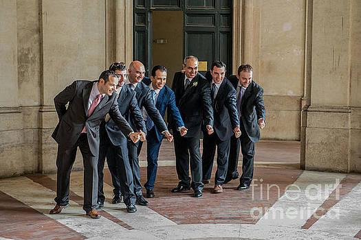 Wedding Men by Joseph Yarbrough