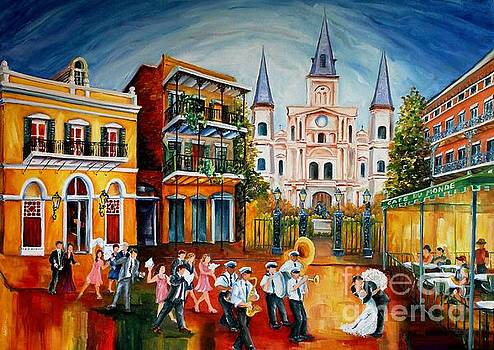 Wedding New Orleans' Style by Diane Millsap