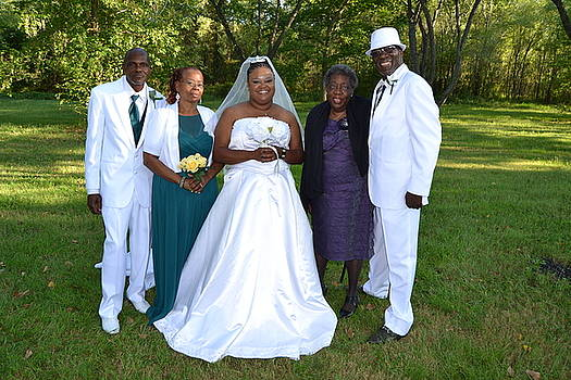 Wedding Parents by Ruben Dixon