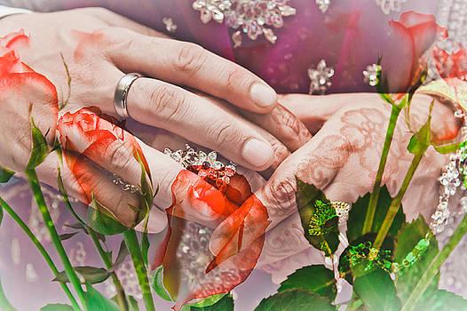 Wedding  by Tom Gowanlock