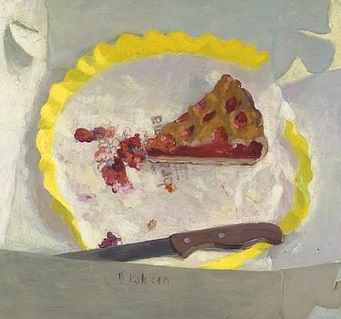 Wedge Of Cake by Ben Rikken
