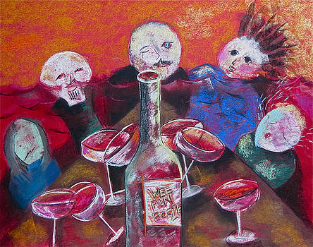 Wee Fun Booze by Tracey Levine