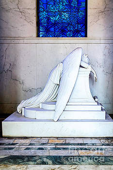 Weeping Angel, New Orleans 1 by Mary  Smyth