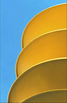 Weho Yellow #1 by Derrick Anderson