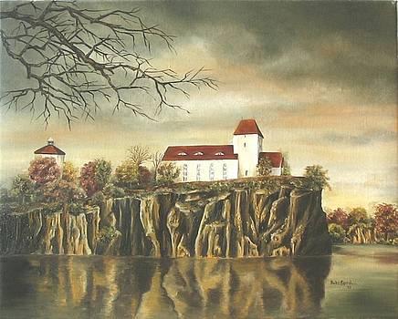 Wehrkirche Beucha by Haike Espenhain