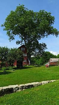 Weir Farm National Historic Site 04 by Jonathan Sabin