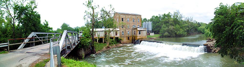 Sam Davis Johnson - Weisenberger Mill Landscape