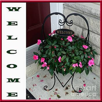 Welcome by Barbara Griffin