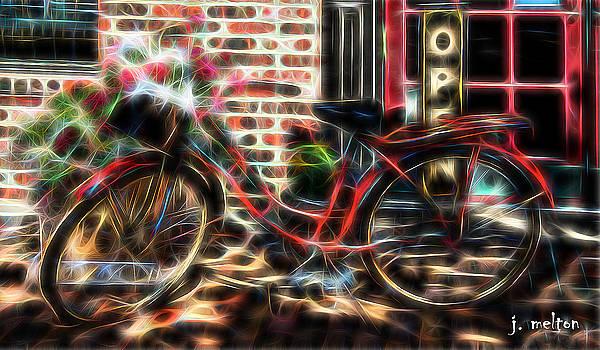 Welcome Bike by Jack Melton