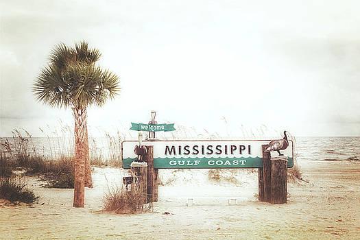 Welcome Mississippi Gulf Coast by Sennie Pierson