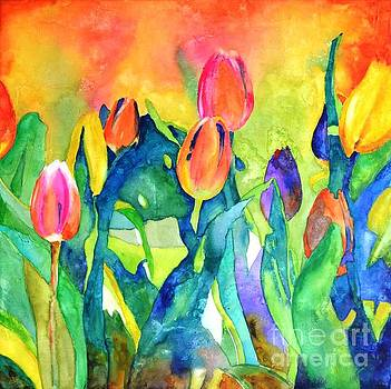 Betty M M   Wong - Welcome Spring #1