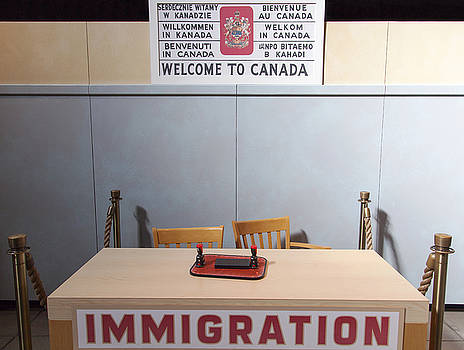 Ramunas Bruzas - Welcome To Canada