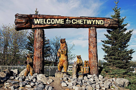 Welcome to Chetwynd by Robert Braley