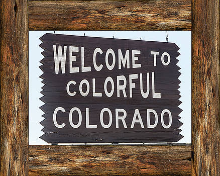 Welcome To Colorful Colorado by James BO Insogna