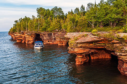 Welcome to Devils Island by Lonnie Paulson