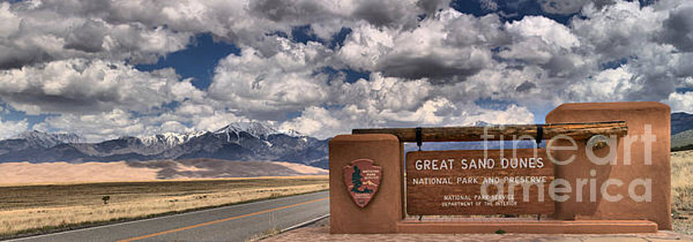 Adam Jewell - Welcome To Great San Dunes