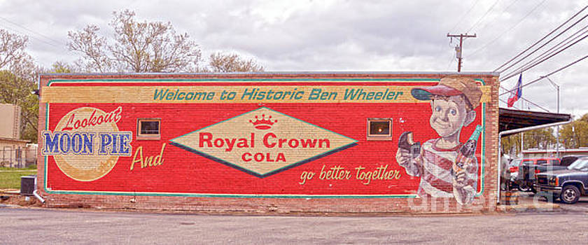 Welcome to Historic Ben Wheeler by Catherine Sherman