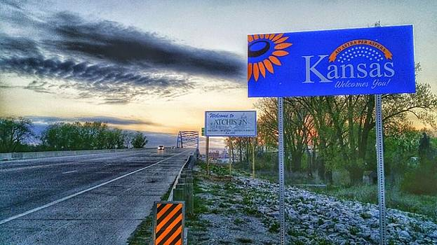 Welcome To Kansas by Dustin Soph