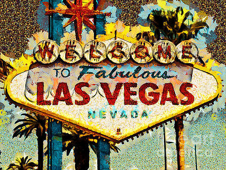 Welcome To Las Vegas Nevada Whatever Happens Here Stays Here 20180518 by Wingsdomain Art and Photography
