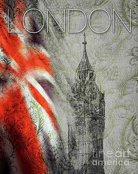 Welcome to London by Edmund Nagele