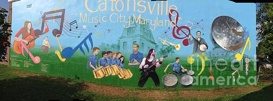 Welcome to Music City Maryland by Edward Williams