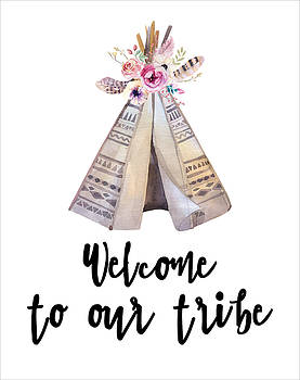 Welcome To Our Tribe by Jaime Friedman