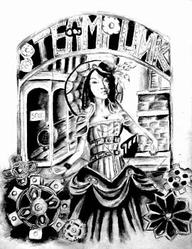 Welcome To SteamPunk by Gina Hyde