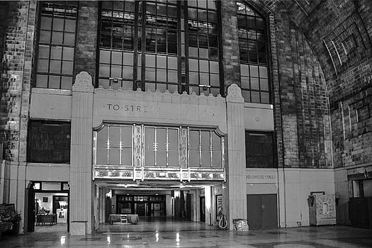 Welcome to the Central Terminal by Jim Markiewicz