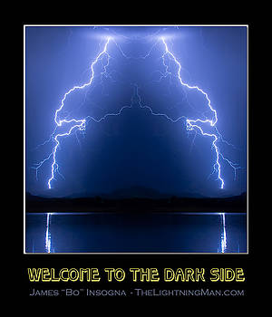 James BO Insogna - Welcome To The Dark Side
