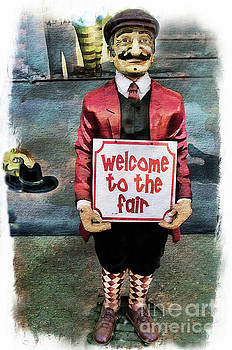 Welcome to the Fair by Norma Warden