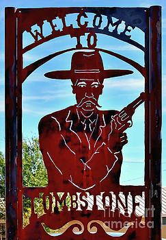 Welcome to Tombstone by Jim Chamberlain