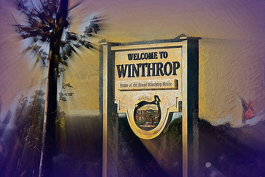 Welcome to Winthrop by Thomas Logan