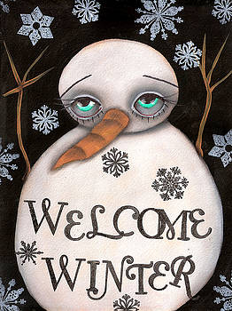 Abril Andrade Griffith - Welcome Winter