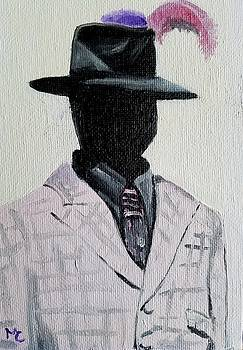 Well Dressed Derby  Mannequin by Mary Capriole