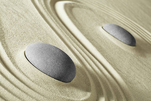 Wellness And Zen Stones by Dirk Ercken