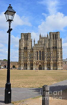 Wells Cathedral by Andy Thompson