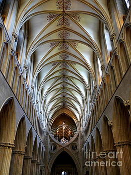 Lexa Harpell - Wells Cathedral Ceiling