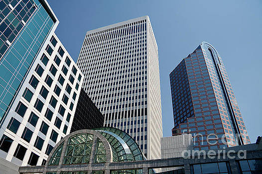 Wells Fargo Plaza Towers by Jill Lang