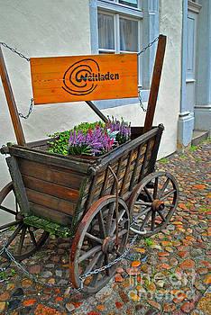 Jost Houk - Weltladen Cart