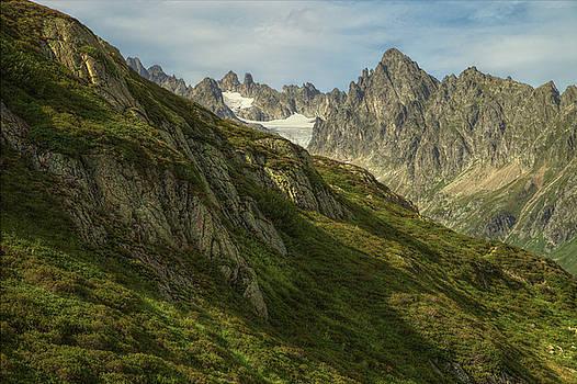 Wendenhorn, Switzerland by Martin Wackenhut