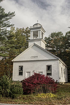 Robert Hayes - Wesleyan Church, Waterford, Maine