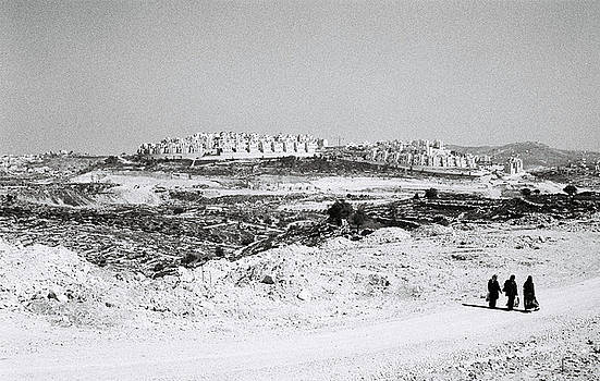 West Bank Landscape by Jason Moore