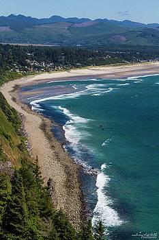 West Coast.  by Audrey Elisabeth