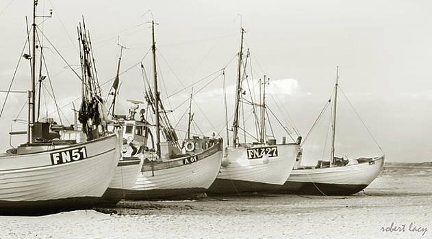 Robert Lacy - West Coast Fishing Boats
