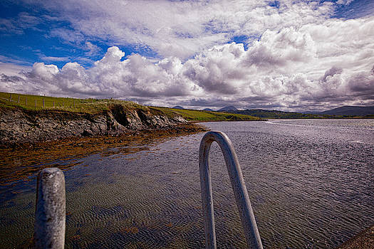 West Coast Pool - Donegal by Chris Hood